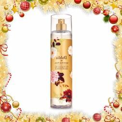 Bath & Body Works DAHLIA Fine Fragrance Mist Spray 8oz/236m