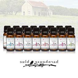 Top 16 Faves - Set of 16 Premium Fragrance Oils - Barnhouse