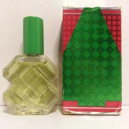 1987 Vintage Avon Holiday Scents Ornament - American Classic