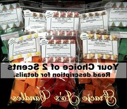 40 pc 2 pack Bundle Wax Melt Tarts Candles Home Fragrance Ch