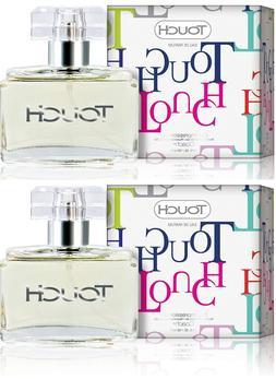 2 Pack - Touch - Eau De Parfum - By Preferred Fragrance - 2.