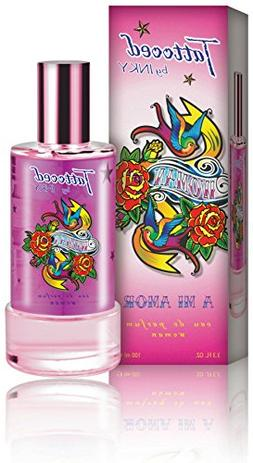 2 full size TATTOOED by inky perfumes for woman