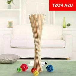 30/100Pcs Premium Rattan Reed Fragrance Oil Diffuser Replace