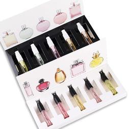 5 PCS Fashion Fragrances Flower Fruit Fragrance Atomizer Per