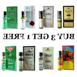 6ml attar oil perfume fragrance roll on