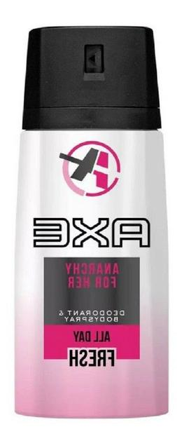 AXE Body Spray for Women, Anarchy, 4 Ounce