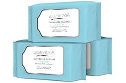 Aesthetica Makeup Removing Wipes - Facial Cleansing Towelett