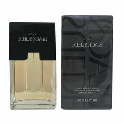 Avon Cologne Spray Black Suede 3.4 oz