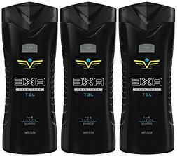 Axe Body Wash, Body & Hair 2 in 1 Jet 16 oz
