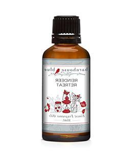 Barnhouse Blue - Reindeer Retreat- Premium Fragrance Oil -