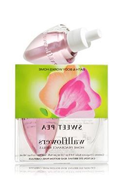 Bath Body Works Sweet Pea Wallflowers Home Fragrance Refills