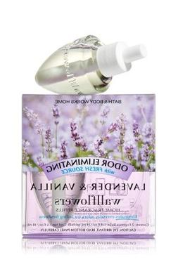 Bath & Body Works Lavender & Vanilla Odor Eliminating With F