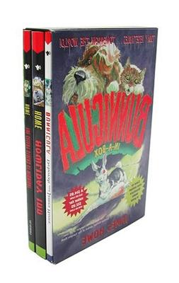 Bunnicula-in-a-Box: Bunnicula; Howliday Inn; The Celery Stal