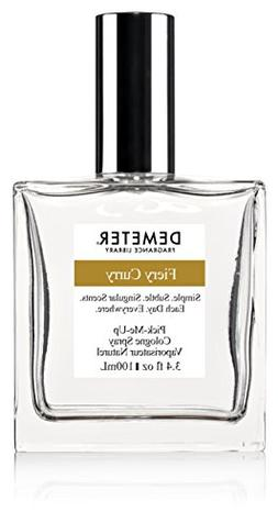 Demeter Cologne Spray, Fiery Curry, 3.4 oz.