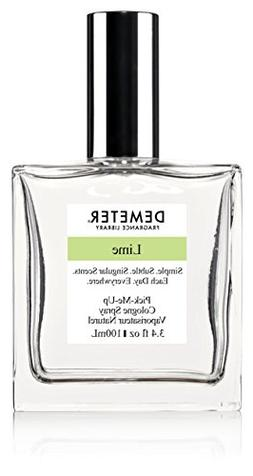Demeter Cologne Spray, Lime, 3.4 oz.