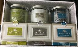 Essenza Luxury Fragrance Candles 3-PC Gift Set