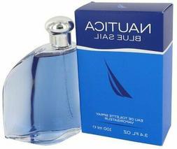 Nautica Blue Sail Cologne by Nautica, 3.4 oz EDT Spray for M