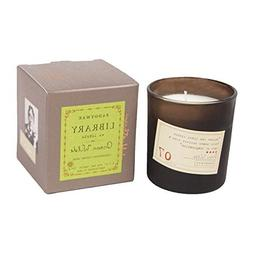 Paddywax Library Collection Oscar Wilde Scented Soy Wax Cand