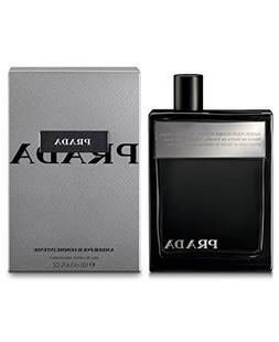 Prada Intense Eau De Parfum Spray for Men, Amber, 3.4 Ounce