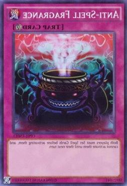Yu-Gi-Oh! - Anti-Spell Fragrance  - OTS Tournament Pack 1 -