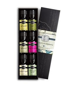 Afternoon Tea Set of 6 Premium Grade Fragrance Oils - Fig, W