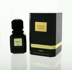 Ajmal Amber Wood Perfume  Eau De Parfum 3.4 Oz 100 Ml Spray