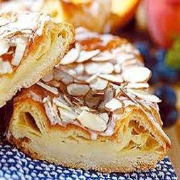 ALMOND PASTRIES FRAGRANCE OIL - 4 OZ - FOR CANDLE & SOAP MAK