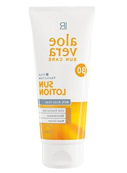 Aloe Vera Sun Lotion SPF 30 - Ideal for light skin - 40% Alo