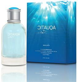 NEW Aquatic Tides Eau De Toilette Spray for Men, 3.4 Ounce 1