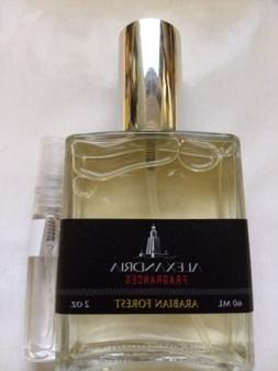 Alexandria Fragrances Arabian Forest-5ml sample in glass ato