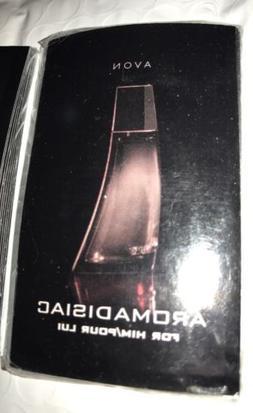 Avon AROMADISIAC Men's Fragrance Scent Strip NEW - 10 Pack