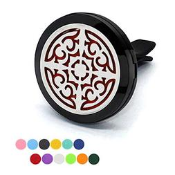 Aromatherapy Diffuser for Essential Oils, Car Air Freshener