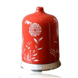 Smiley Daisy Aromatherapy Essential Oil Diffuser - Quiet Ele