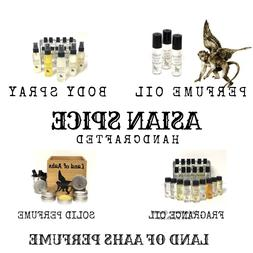 ASIAN SPICE Perfume / Fragrance Oil / Body Spray / Unisex Pa