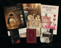 Assorted Avon fragrance samples for Women  Luck Far Away Ima