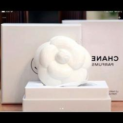 Chanel Authentic Ceramic white flower Perfume Diffuser NEW