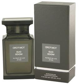 Authentic TOM FORD OUD WOOD by TOM FORD for Men EDP 3.4 oz N