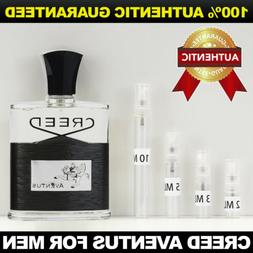 Creed Aventus Men's Eau de Parfum 2ml 3ml 5ml 10ml AUTHENTIC