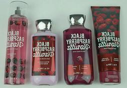 Bath & Body Works Black Raspberry Vanilla Fragrance Mist Bod