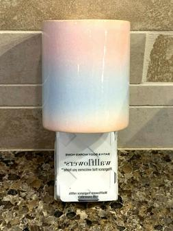 Bath & Body Works Ceramic Ombre Pink Wallflower Fragrance Di