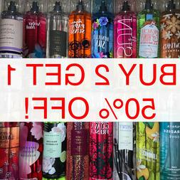 Bath & Body Works Fragrance Body Mist Splash Spray 8 oz Pick