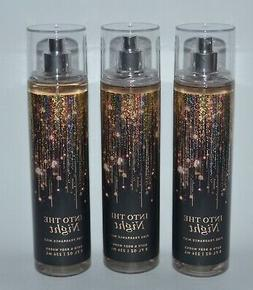 Bath & Body Works Into The Night Fine Fragrance Mist Spray 8