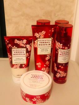 Bath & Body Works Japanese Cherry Blossom Body Cream Lotion