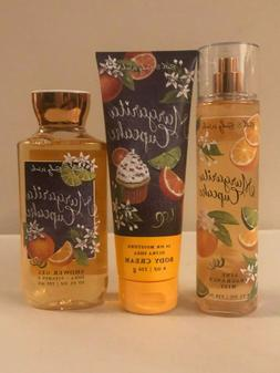 Bath & Body Works MARGARITA CUPCAKE Fragrance Mist Body Crea