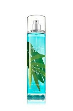 Bath & Body Works Rainkissed Leaves 8.0 Oz Fine Fragrance Mi