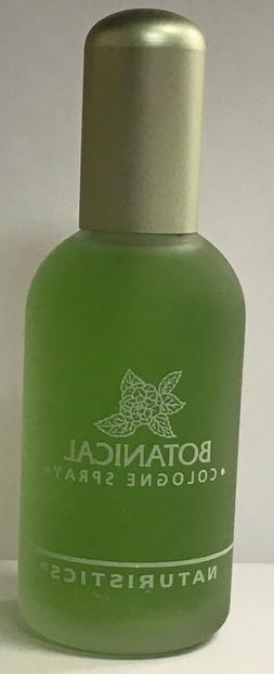 Naturistics Botanical Cologne Spray unboxed 1.8 fl oz / 53.2