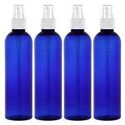 MoYo Natural Labs 4 oz Spray Bottles Fine Mist Empty Travel