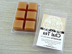 Chai Tea wax melts, 2 package Deal, warm sweet tea fragrance