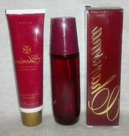 AVON CHARISMA COLOGNE SPRAY 1.7 OZ  DISCONTINUED & SCENTED B