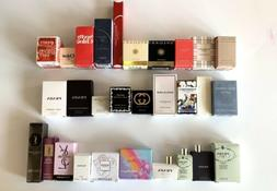 Choose Your Perfume- Travel Size Fragrances